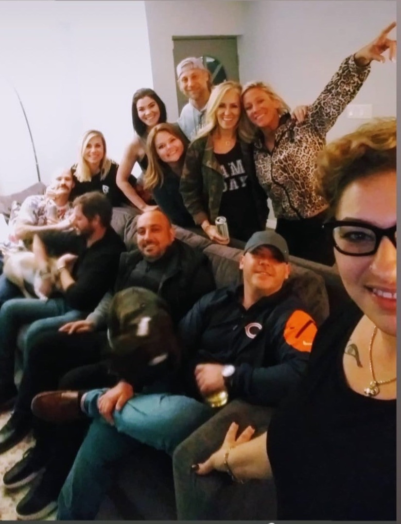 Super Bowl Commercial Party
