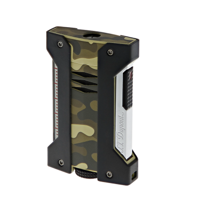 LIGHTER DEFI EXTREME CAMOUFLAGE GREEN