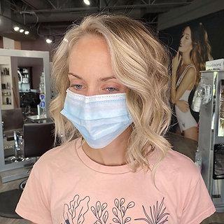 aura salon and spa highlights