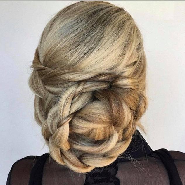 aura salon and spa braided