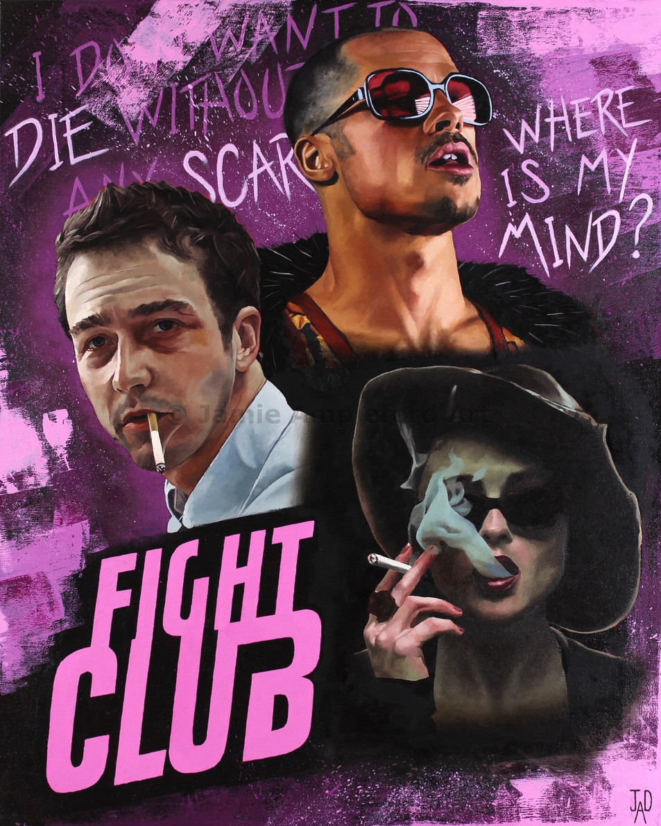 Fight Club (SOLD)