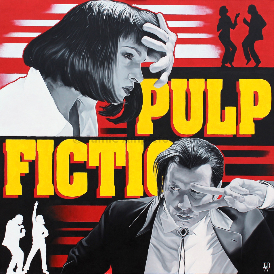 Pulp Fiction (SOLD)