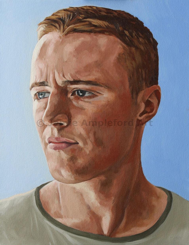 Self Portrait #1