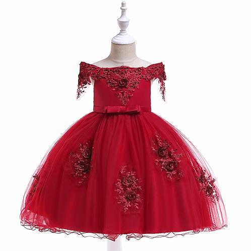 ESMERALDA / Available in Red, Cream, Pink, Navy, Blue, Grey