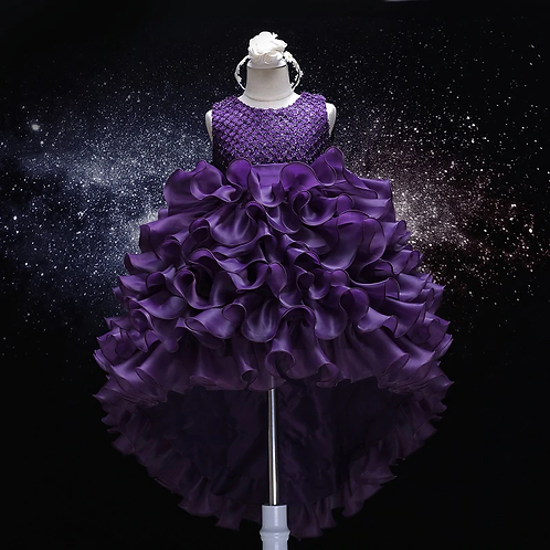 MAGIC PEACOCK / Available in Purple, Red, Pink