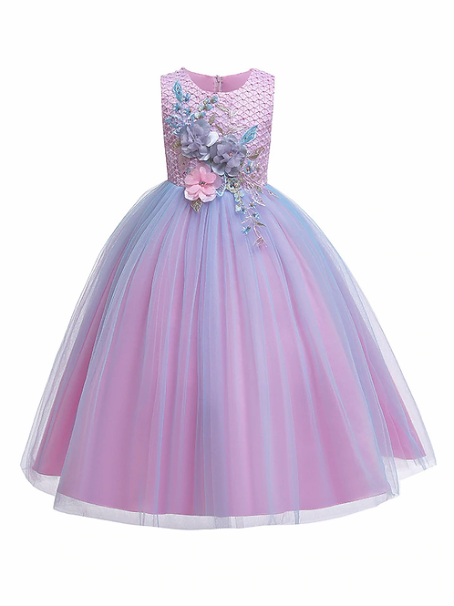 LITTLE MERMAID / Available in Pink, Blue
