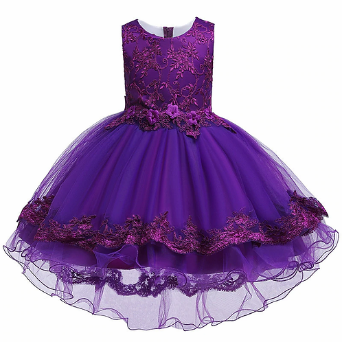 BAll GOWN / Available in Purple, Blue, Beige, Pink, Red, White, Pale pink