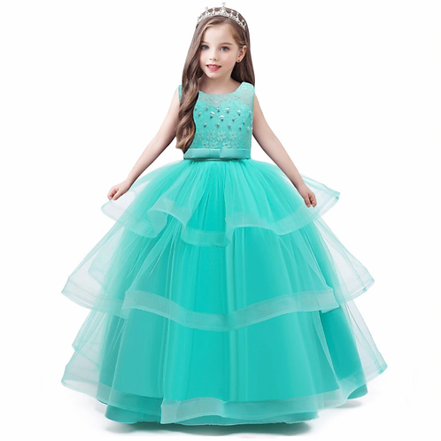 FAIRY TAIL / Available in Turquoise, Blue, Coral, Pale Pink, Lilac, Royal B