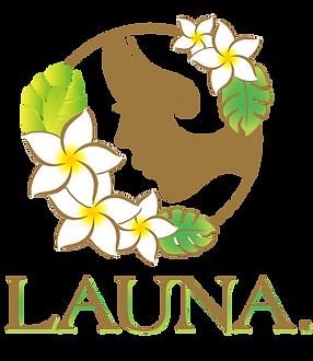 LAUNA.ロゴ