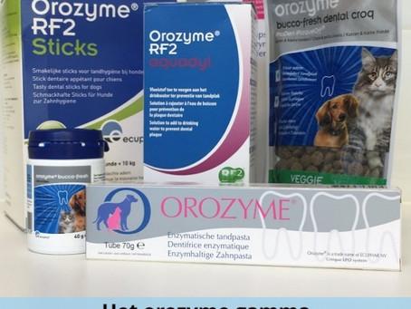 Het Orozyme® gamma