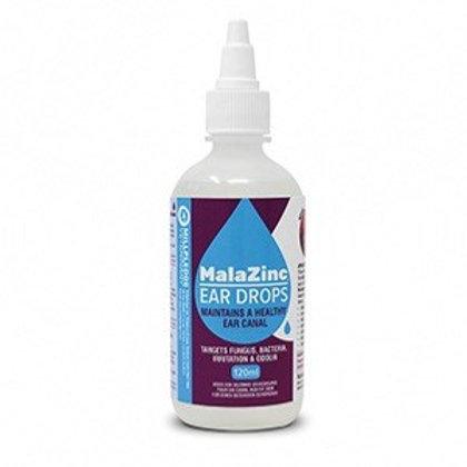 Malazinc ear drops 120 ml