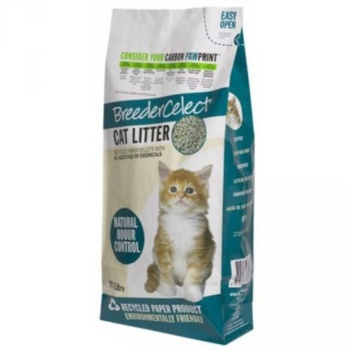 Breeder Celect kattenbakvulling