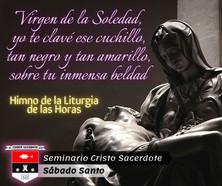 María Madre del silencio