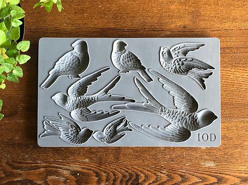 Bird Song Decor Mould