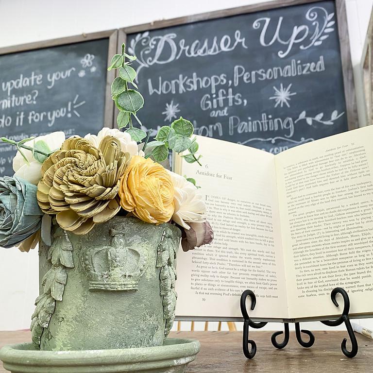 Custom Flower Pot and IOD Mould Workshop (1)