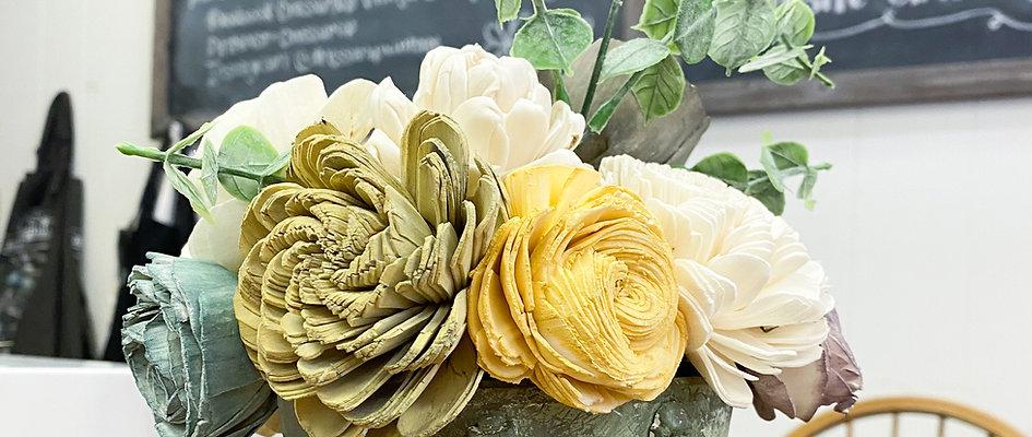 Wood Flower Bundle