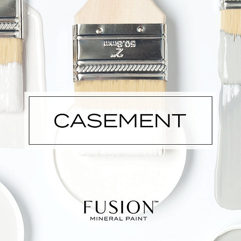 Fusion Mineral Paint Casement Warm White Furniture Paint for DIY Projects