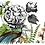 Thumbnail: Midnight Garden Transfer Pad