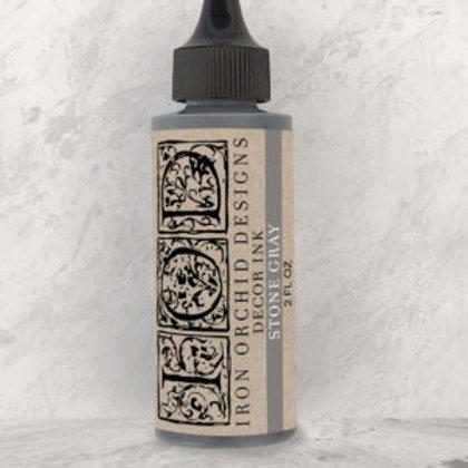 Decor Ink Stone Gray