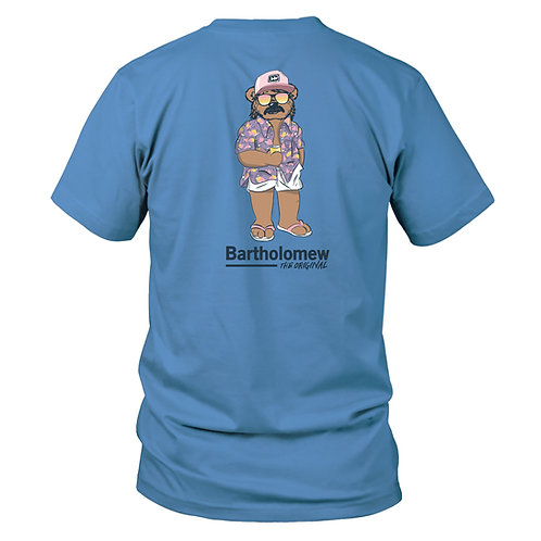 Youth & Toddler Short Sleeve Stackhouse Bart - Dusk