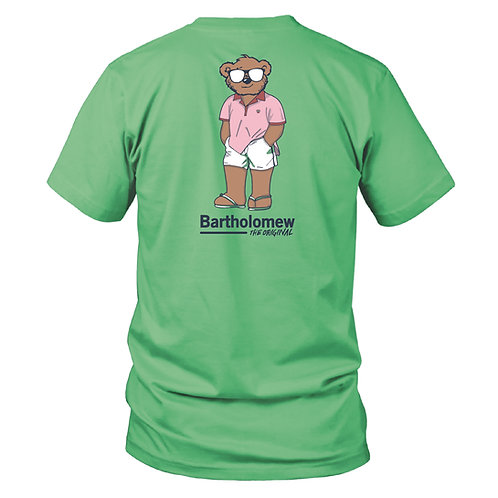 Youth & Toddler  SS Tee - Sunday - Mint