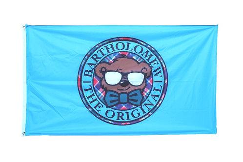 Plaid Circle Flag 3x5