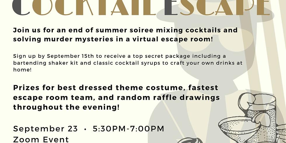 Al's Secret Cocktail Escape
