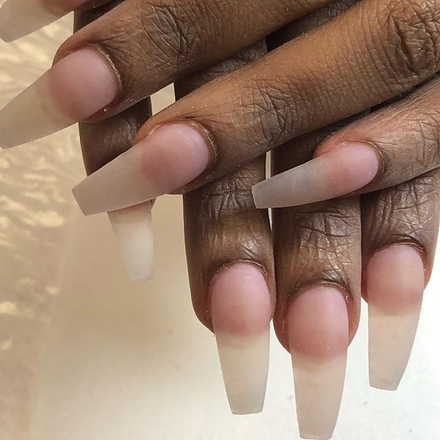 Coffin nails are life 🤗😍♥️💕