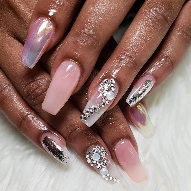 Kiss Me #nail #finger #hand #nailcare #n