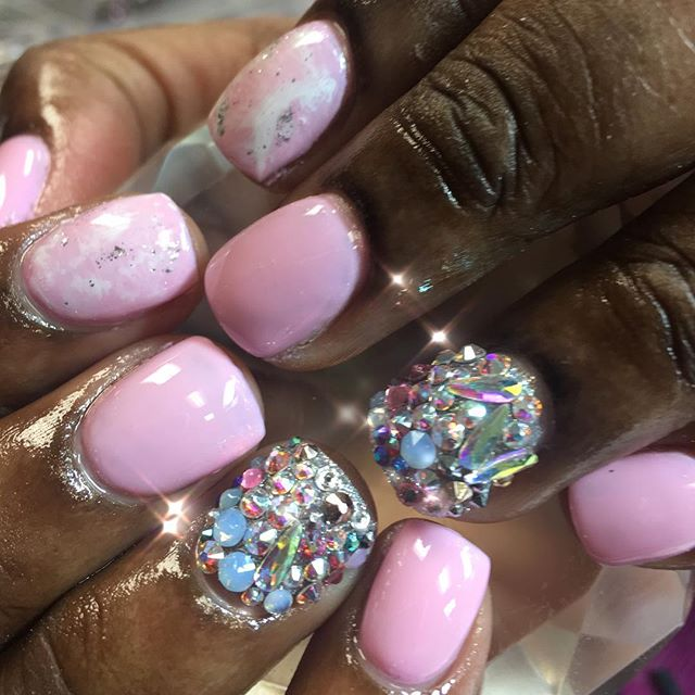 Overlay slayed book now www.chicnailzz