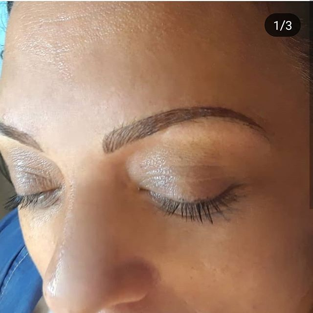Microblading now available at chic nailz