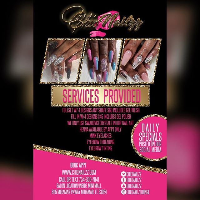 Book your appt before its to late