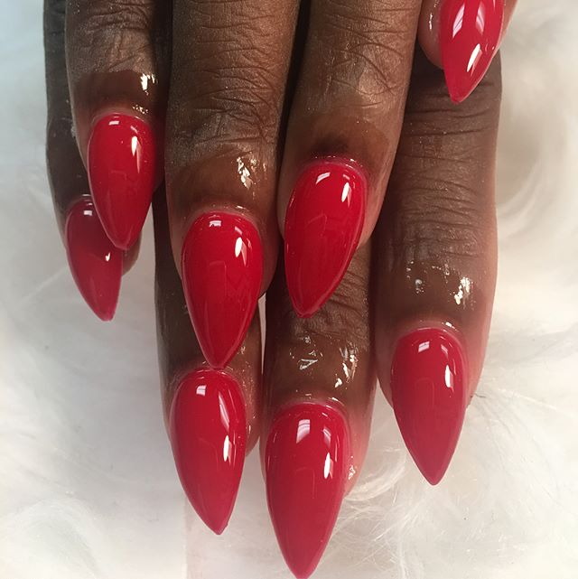The final product 💅🏽😘👌🤨 #nailtech#nailswag#nailporn#miaminails #browardnails#whodoesyournails#n