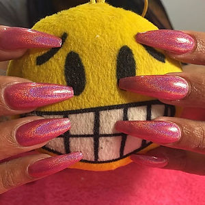 Chic Nilzz Coffin Nails