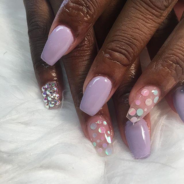 #nailtech#nailswag#nailporn#miaminails #browardnails#whodoesyournails#naildoctor #coffinnails#stille