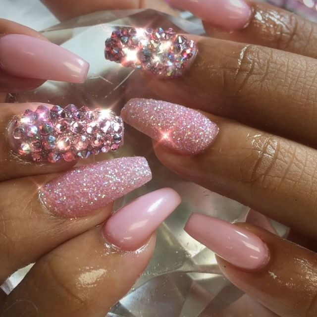 Close to perfection #instaglam #nailstyle #classynails #classical #nailgram #nailsofinstagram #miami