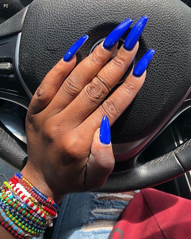 This blue tho 😍😍😍