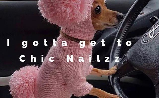 Nail Fill & Toe Polish