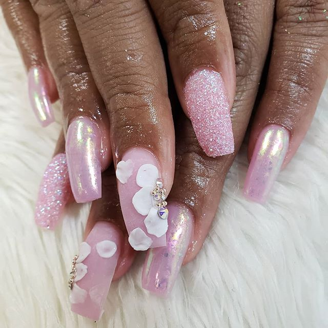 #nail #finger #hand #nailcare #manicure