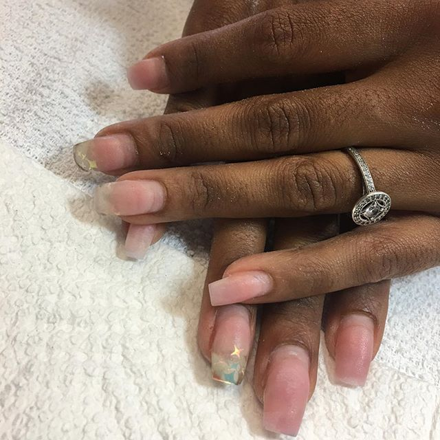 One month no lifting no broken nails #instaglam #nailstyle #classynails #classical #nailgram #nailso