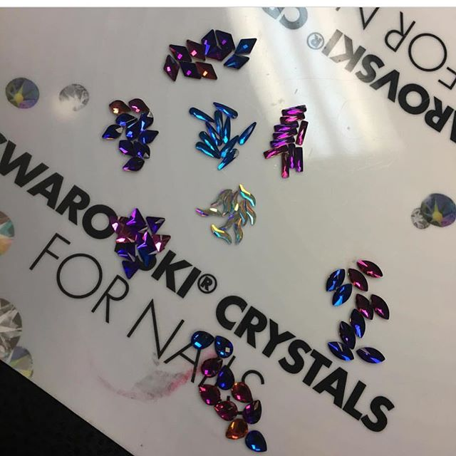All type of variations of Swarovski Crystals