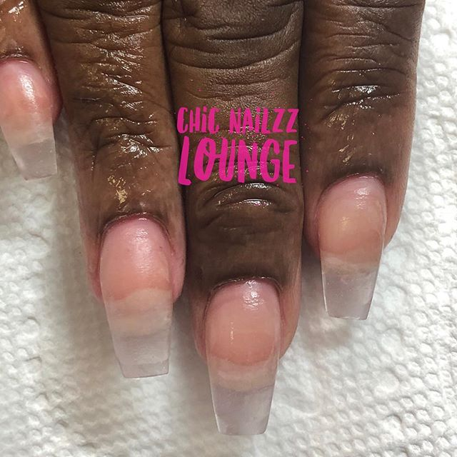 This fill is 🔥 #instaglam #nails #nailg