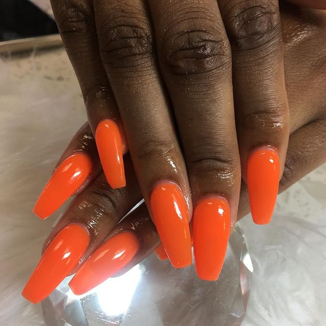 This summertime orange 🍊 #7543007941