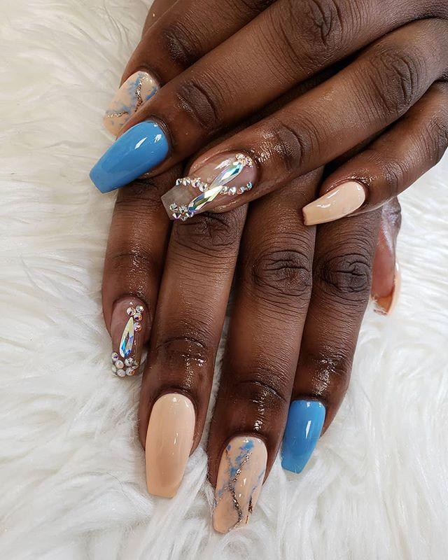 #nail #finger #hand #nailcare #miramarna