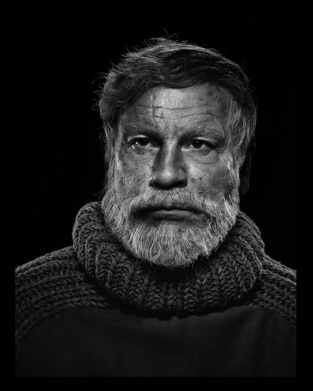 Yousuf Karsh : Ernest Hemingway (1957), 2014.jpg