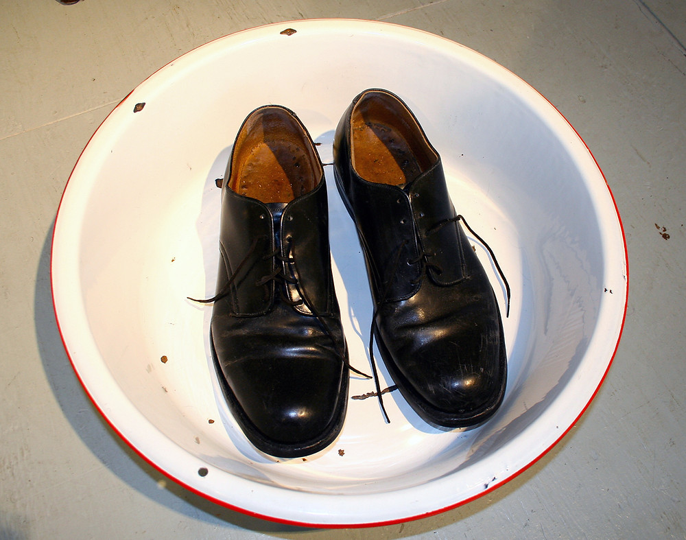 The Shoes - Crossing Over.JPG