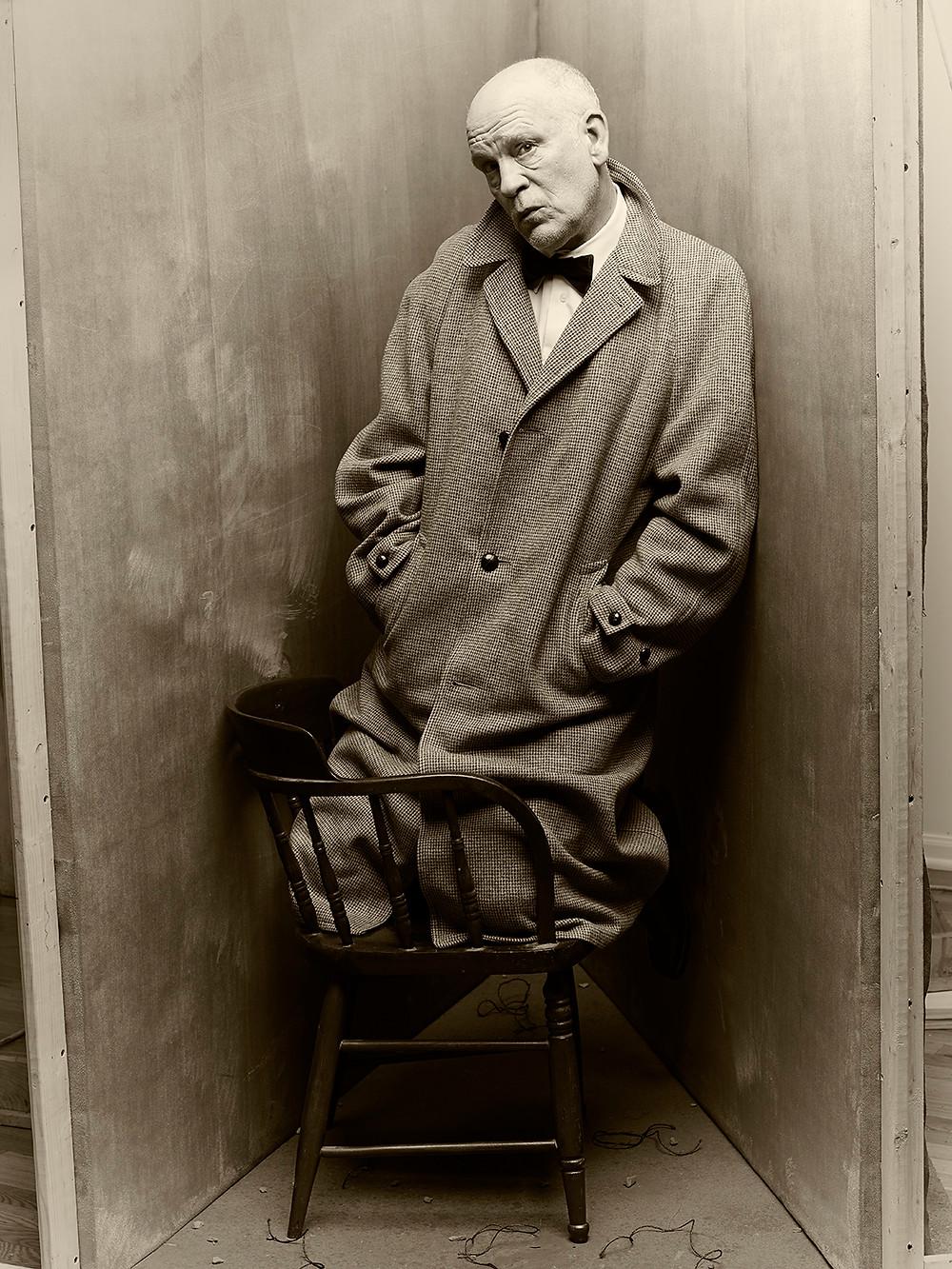 Irving Penn : Capote, New York (1948), 2014.jpg