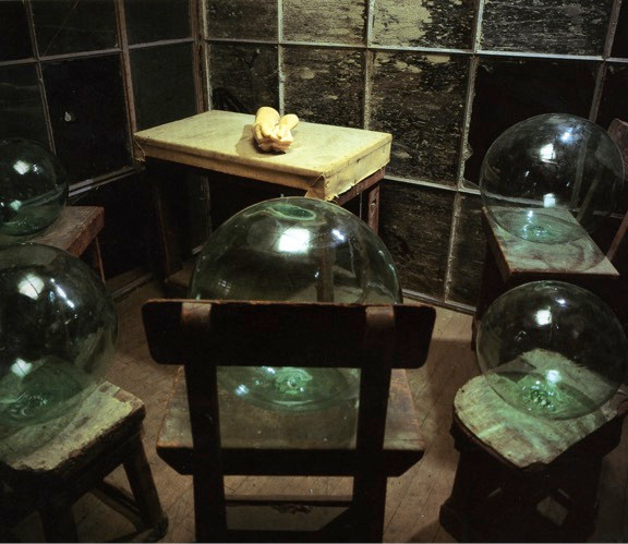 Cell (Glass Spheres and Hands).jpg