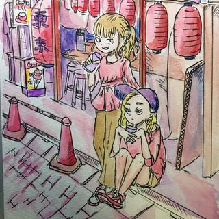Tokyoガール