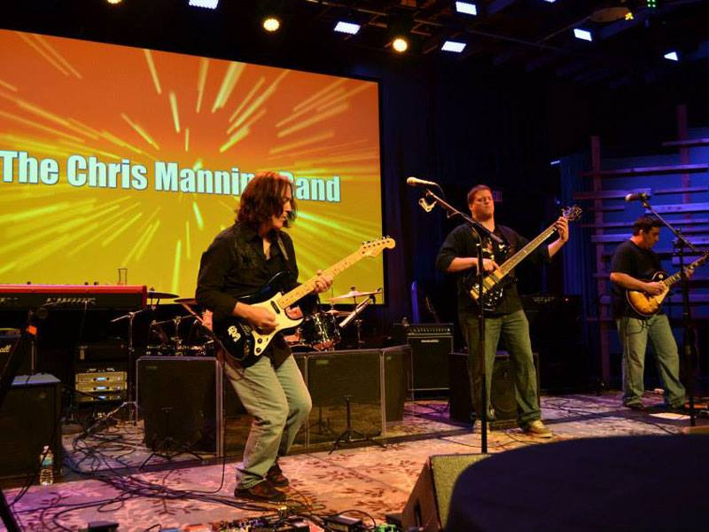 The Chris Manning Band